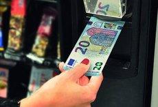 El nou bitllet de 20 euros comença a circular dimecres (BCE)