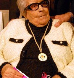 El CAET tanca l'any amb la història de la supervivent de l'holocaust nazi Neus Català (EUIA)