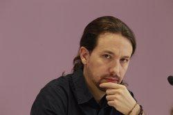La direcció nacional de Podem se suma al manifest 'No en el nostre nom' contra el terrorisme i la guerra (EUROPA PRESS)