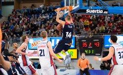La Lliga Endesa viu el començament més anotador de l'última dècada (ACB; LIGA ENDESA; JORNADA 2; BASKONIA; LABORAL KUT)