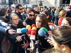 Arrimadas fa una crida a la unitat dels partits contra la violència de gènere (EUROPA PRESS)