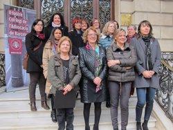 L'Icab anima les víctimes de violència de gènere a sol·licitar assistència legal immediata (EUROPA PRESS)