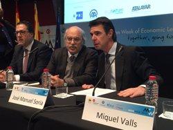 Soria diu que Volkswagen ha garantit mantenir les seves inversions a Espanya (EUROPA PRESS)