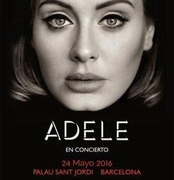 Adele actuarà al Palau Sant Jordi de Barcelona el 24 de maig (DOCTOR MUSIC)