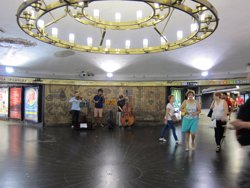 TMB convoca aquest divendres les proves d'aptitud per convertir-se en músic al Metro (EUROPA PRESS)