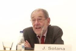 Solana demana decidir abans del 20D el suport militar a França (EUROPA PRESS)