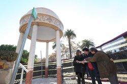 L'Hospitalet finalitza la reforma del temple modernista del parc de Can Buxeres (AJUNT.HOSPITALET/CRISTINA DIESTRO)