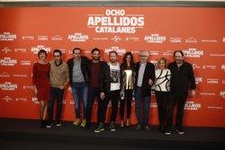 'Ocho apellidos catalanes', la pel·lícula més taquillera del 2015 a Espanya (EUROPA PRESS)