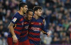 Crònica del FC Barcelona - Reial Societat, 4-0 (ALBERT GEA / REUTERS)
