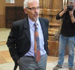 Santiago Vidal abandona la Conselleria de Justícia per centrar-se en la campanya d'ERC (EUROPA PRESS)