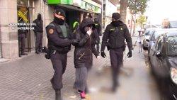 La detinguda a Granollers va intentar anar a Síria i no va poder (GUARDIA CIVIL)