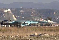 Les restes del pilot rus abatut parteixen des d'Ankara cap a Rússia (EUROPAPRESS)