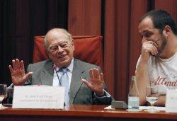 CDC dóna suport a retirar a Jordi Pujol el Premi Ciutat de Castelldefels (EUROPA PRESS)
