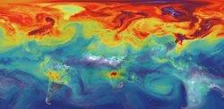 La Xina planeja llançar satèl·lits de seguiment de diòxid de carboni a l'espai (NASA)