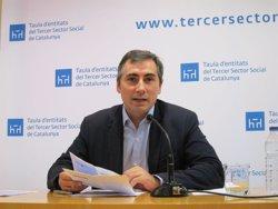 La Taula del Tercer Sector demana als partits que abordin la crisi social