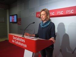 Chacón ofereix a Mas una majoria alternativa a la CUP si retira la resolució (EUROPA PRESS)