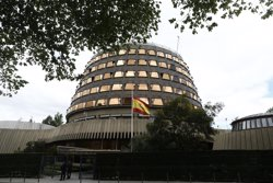 El ple del Constitucional comença a estudiar el recurs de l'Estat contra la resolució (EUROPA PRESS)