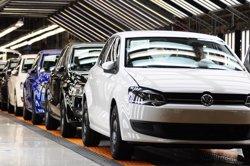 Volkswagen lidera el mercat espanyol fins al novembre, tot i la crisi de les emissions (EUROPA PRESS/VW-NAVARRA)