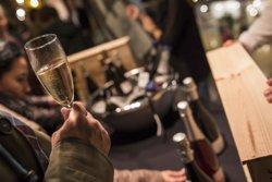 Els espanyols consumiran 40 milions d'ampolles de cava aquest Nadal (VICENT BOSCH)