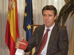 Soria afirma que ningú d'Abengoa pot responsabilitzar l'Estat de la seva situació (EUROPA PRESS)