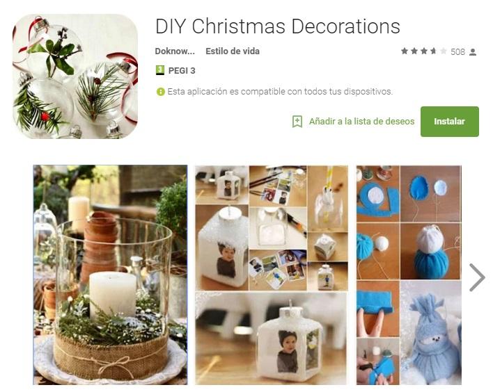 Aplicaciones de navidad volumen i ideas para decorar tu casa - Decorar la casa de navidad ...
