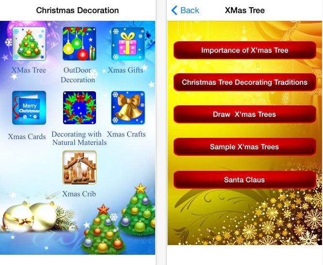 Cinco aplicaciones para decorar tu casa en navidad la for Aplicaciones para decorar tu casa gratis