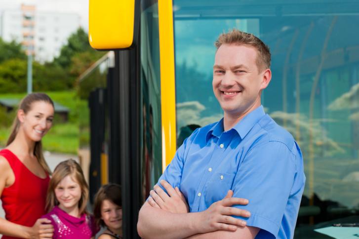 Seguridad en el autobús escolar