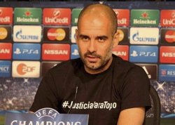 El Manchester City fitxa Guardiola (EUROPA PRESS)