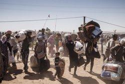 La UE donarà 3.000 milions per als refugiats de Turquia (IVOR PRICKETT)