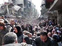 L'UNRWA demana 380 milions d'euros per ajudar els refugiats palestins a Síria (UNRWA)