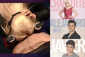 GH VIP: Javier Tudela, Alejandro Nieto y Charlotte los 'nominados a la panza'