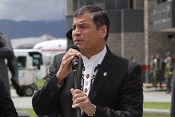 Correa es pregunta qui compensarà els danys provocats a Assange i a l'Equador (COLPRENSA)