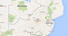 Més de 100 desapareguts després de l'ensorrament d'una mina d'or a l'est de Sud-àfrica (GOOGLE MAPS)
