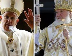 El papa Francesc es reunirà amb el patriarca de l'Església Ortodoxa Russa (EUROPA PRESS)