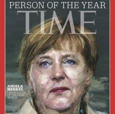 """L'ONU presenta Merkel com una """"heroïna"""" a la crisi de refugiats (TIME)"""