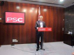 Collboni critica Colau per prometre inversions en el tramvia i el Metro sense pressupostos (EUROPA PRESS)