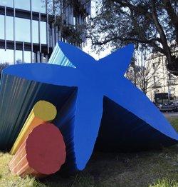 CaixaBank es dispara més d'un 5% després de la proposta de BPI d'eliminar el límit de drets de vot (EUROPA PRESS)