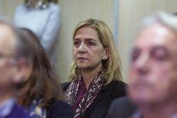 La Infanta reforça la defensa per al judici amb quatre advocats més (POOL)