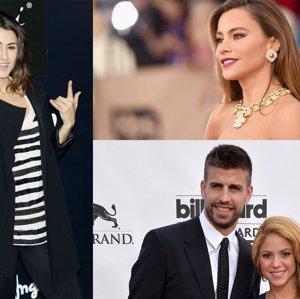 La polémica de Eurovisión, el cumpleaños de Shakira y Piqué y el drama de Sofía Vergara