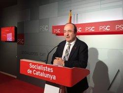 Iceta (PSC) demana als partits que atenguin la demanda de