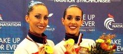Gemma Mengual i Ona Carbonell aconsegueixen l'or en l'Obert de França (RFEN)