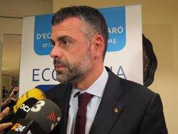 Santi Vila es reunirà dilluns amb el ministre de Cultura a Madrid (EUROPA PRESS)