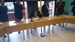 Puigdemont afirma que el Pla Hidrològic no seria possible en una Catalunya independent (EUROPA PRESS)