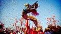 La comunidad china en España celebra hoy la llegada del Nuevo Año, bajo el signo del Mono