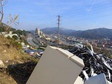Les barraques del Turó de Montcada seran desmantellades abans de l'estiu (EUROPA PRESS)