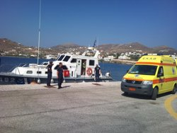 Moren 22 immigrants ofegats després de bolcar la seva embarcació a l'Egeu (GUARDIA COSTERA DE GRECIA)