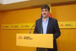 ERC critica que el PSOE només vulgui parlar amb ells per