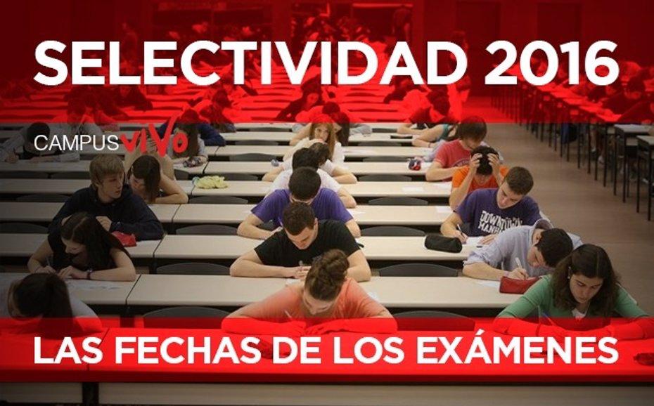 Foto: Último año de Selectividad: Las fechas de los exámenes (EUROPA PRESS)
