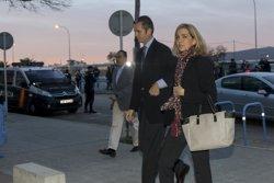 L'Audiència reprèn aquest dimarts el judici del cas Nóos amb la Infanta i 17 acusats més (INFANTA CRISTINA E IÑAKI POR RAÚL TERREL/CHANCE)