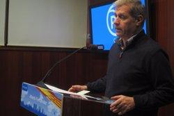 Alberto Fernández (PP) assegura que Barcelona s'ha retirat de 13 processos penals oberts (EUROPA PRESS)